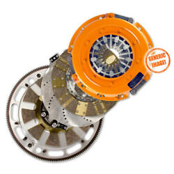 Centerforce Clutch and Flywheel Kit 04614869; Cast Iron