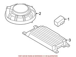 For Bmw Genuine Mobile Phone Control Module 84106836777