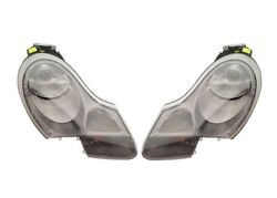 Left And Right Marelli Xenon Headlights Hid Pair Set For 911 Control Unit Igniter