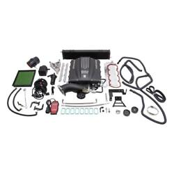 Edelbrock Supercharger 1567; E-Force for 2007-2012 Chevy SUVs LS3
