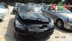 09 10 11 INFINITI G37 CARRIER ASSEMBLY CPE AND SDN REAR AWD 3.357 RATIO 773290