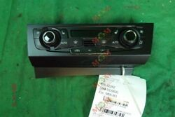 TEMPERATURE CONTROL SEDAN AND STATION WGN DUAL ZONE SEATS FITS AUDI A5 897386