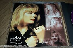 Leann Rimes Radio Special Nm Cd Past Present And Future Hosted By Charlie Chase