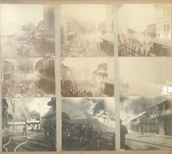 1900 Vintage Photos Of Oahu Including Personal Chinatown Fire Snapshots