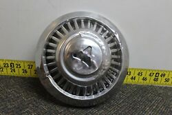 1960-1970s Dodge Oem Single 12 Dog Dish Center Hub Cap 3/4-1 Ton Truck Svm37