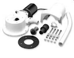 Jabsco 37010-0092 Conversion Kit Converts Manual Toilet To Electric