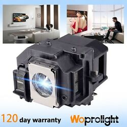 Best Sold Elplp58 V13h010l58 Projector Lamp For Epson Eb-s10 Eb-s9 Eb-s92 Eb-w10