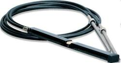 Teleflex Ssc135 18` Dual Cable Assembly For Nfb Pro Rack Steering System 8838
