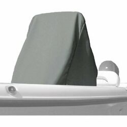 Seachoice Marine Boat Gray Polyester Center Console Cover 3 Sizes