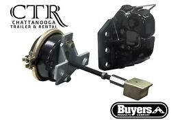 Buyers Products Ph50ac, 50 Ton Air Compensated Pintle Hook W/chamber And Plunger