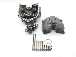 Arctic Cat 500 4x4 Cylinder Head Complete W Cams Valves From 2014  #25 x