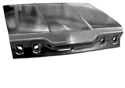 Chevy Chevrolet Impala Fits All Body Styles Trunk Lid 63 1963
