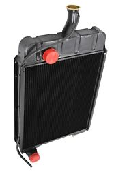Tractor Radiator Fits Case Ih 930 And Comfort King Oem A33459