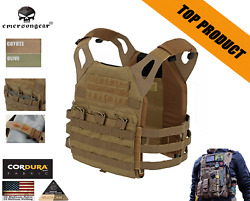 Emerson Gear - Tactical Paratrooper Jump Plate Carrier Airsoft Paintball Weste