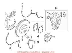 For Bmw Genuine Disc Brake Caliper Front Right 34116872578