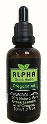 100 Wild Pure Greek Over 87 Carvacrol Undiluted Oregano Oil All Natural
