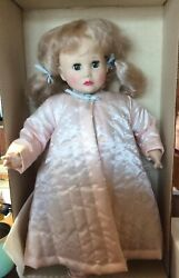 """Vintage Reeves Suzanne Gibson Baby Doll Blonde Hair 21"""" Ardith 24841"""