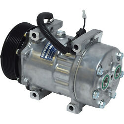 Universal Air Conditioner Co 4420c Compressor With Clutch Flx7