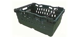 Commercial, Agricultural Plastic 180 Crates Nga23 Nestable - Logisall