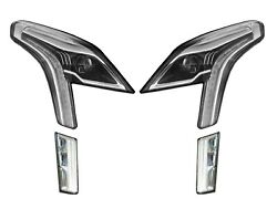 Left And Right Genuine Led Headlights And Daytime Run Lamp Kit For Xt5 No Auto Level