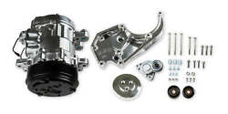 Holley 20-142p Ls A/c Accessory Drive Kit - Includes Sd7 A/c Compressor Tens...