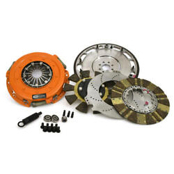 Centerforce Clutch and Flywheel Kit 04614844; Cast Iron