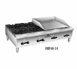 Comstock-castle Fhp36-24t 36 Countertop Gas Griddle / Hotplate