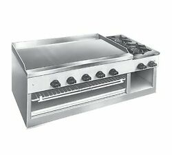 Comstock-castle 11301b 40 Countertop Gas Griddle / Hotplate