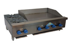 Comstock-castle Fhp42-30 42 Countertop Gas Griddle / Hotplate