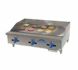 Comstock-castle 3248mg 48 Countertop Gas Griddle