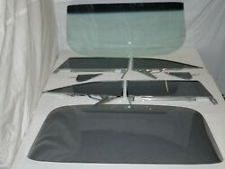 Buick Chevy Olds Pont Glass Seals 2dr Hardtop 1959 1960 Front Side Rear Package