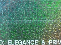 Holographic Window Tint Film 20x100and039 Rl You Pick Your Design From Three Choices
