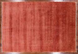 6and039 8 X 9and039 7 Full Pile Overdyed Hand-knotted Wool Rug - P9308