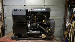 Quicksilver QS-7.5G 7.5KW Marine Generator 60HZ Lots of New Parts Lower Hours