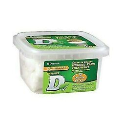 Dometic D1114002 Clean Nand039 Green Rv Holding Tank Toss-in Treatment - 12pk