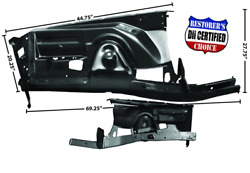 Dodge Challenger Complete Shock Tower And Apron Assembly Right Side 1970-1974