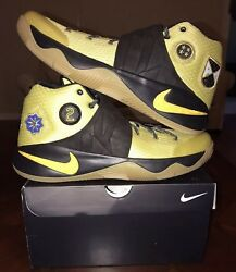 Nike Kyrie 2 All Star Game Patch Unreleased Yellow Black Celery Maize AS 13 1 3