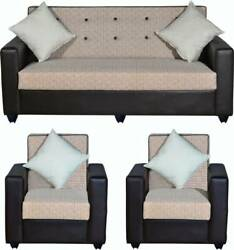 Sofa Underneath Its Seating Cushions Hides A Metal Frame For New