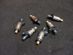 65l-13761-00-00 Fuel Injector Set X6 1997-2005 150-250 Hp Yamaha Outboard Part