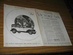 1928 Print Ad Victory Six Cars By Dodge Brothers On Display January 5th