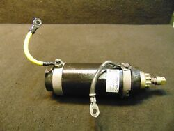 660152 Starter Motor Assy 1976 And Later 75 80 85 90 Hp Mercury Mariner Outboard