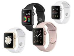 Apple Watch 1st Gen/series 0 38mm 42mm Aluminum/stainless Space Gray Silver Gold