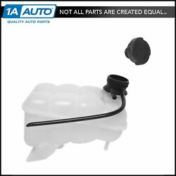 Radiator Coolant Overflow Reservoir Bottle Tank And Cap For Land Rover Discovery