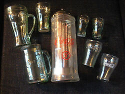 Large Collection Of Coca-cola Memorabilia Over 75 Items--see Multiple Pictures