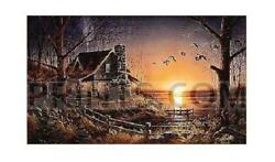 Terry Redlin Comforts Of Home Legacy Canvas