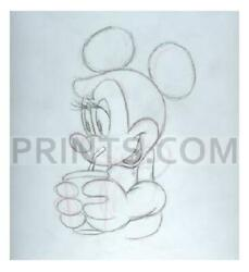 Disney Three Musketeers Original Drawing Sequence 2.150