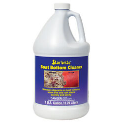 Star Brite 092200 Boat Bottom Cleaner 1 Gallon Removes Scum Line And Rust Stains