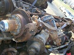 1996-97 Ford F-350 High Pinion Ball Joint Front Dana 60
