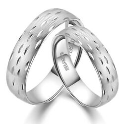 1pcs New Pure Platinum 950 Ring Womanand039s Fine Dot Fashion Adjustable/pt950 4.5-5g