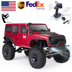 RGT 1:10 Rc Car Electric 4WD Off Road Wading Rock Crawler Model Monster Truck